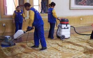 企业保洁服务